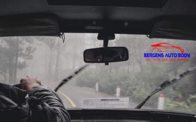 Bergens Auto Body Safety Tips: Driving In The Rain safely